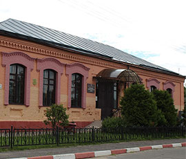 Мстиславский районный историко-археологический музей