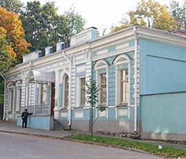 Витебский областной музей  Героя Советского Союза М.Ф. Шмырева