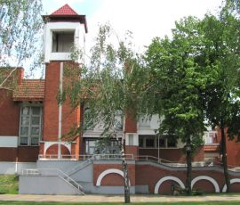 Кобринский военно-исторический музей имени А.В.Суворова