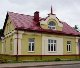 Музей Белки в Большой Берестовице