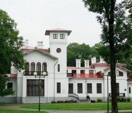 Музей-усадьба «Пружанскі палацык»