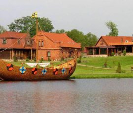 Парк истории «Вялікае княства Сула»